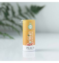 Ira Natural Lip Balm - Peach