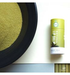 Ira Natural Lip Balm - Green Tea