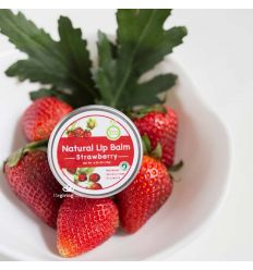 Ira Natural Lip Balm - Strawberry