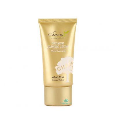 CHARMS - Optimum Foaming Cream - ออปติมั่ม โฟมมิ่ง ครีม
