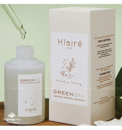 Klaire Green Oil 30 ml