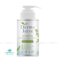 Derma Juize - แชมพู สูตรสำหรับผมมัน