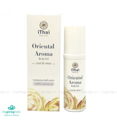 iThai Natural Oriental Aroma Body Gel