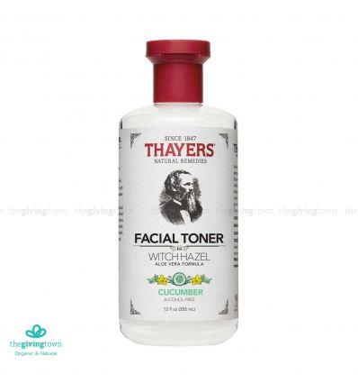 โทนเนอร์ THAYERS Facial Toner Witch Hazel Cucumber 355 มล.