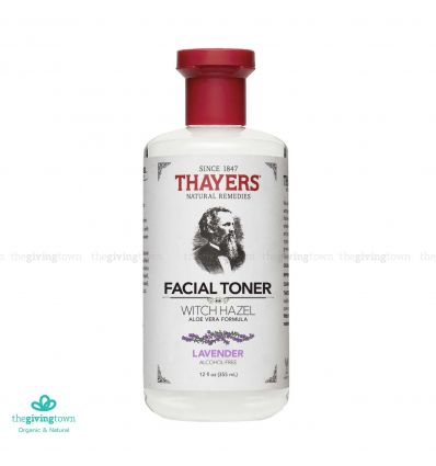 โทนเนอร์ THAYERS Facial Toner Witch Hazel Lavender 355 มล.