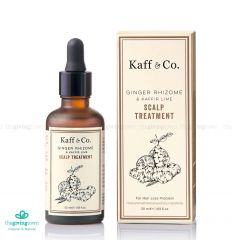 Ginger Rhizome & Kaffir Lime Scalp Treatment - Kaff & Co