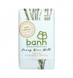 banh - Young Rice Milk Soap 230 gm