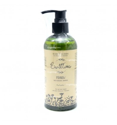 แชมพู Daily Organic Shampoo - Earthtime Meadow
