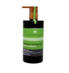 Shampoo Charcoal Daily Detoxifying Herbal - Thank U Earth
