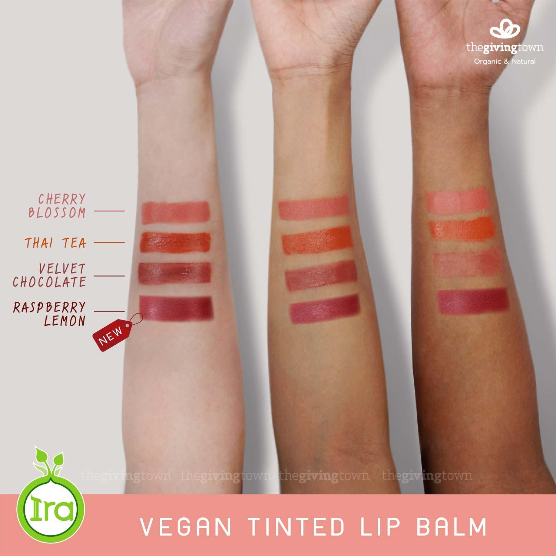 ira tinted lip