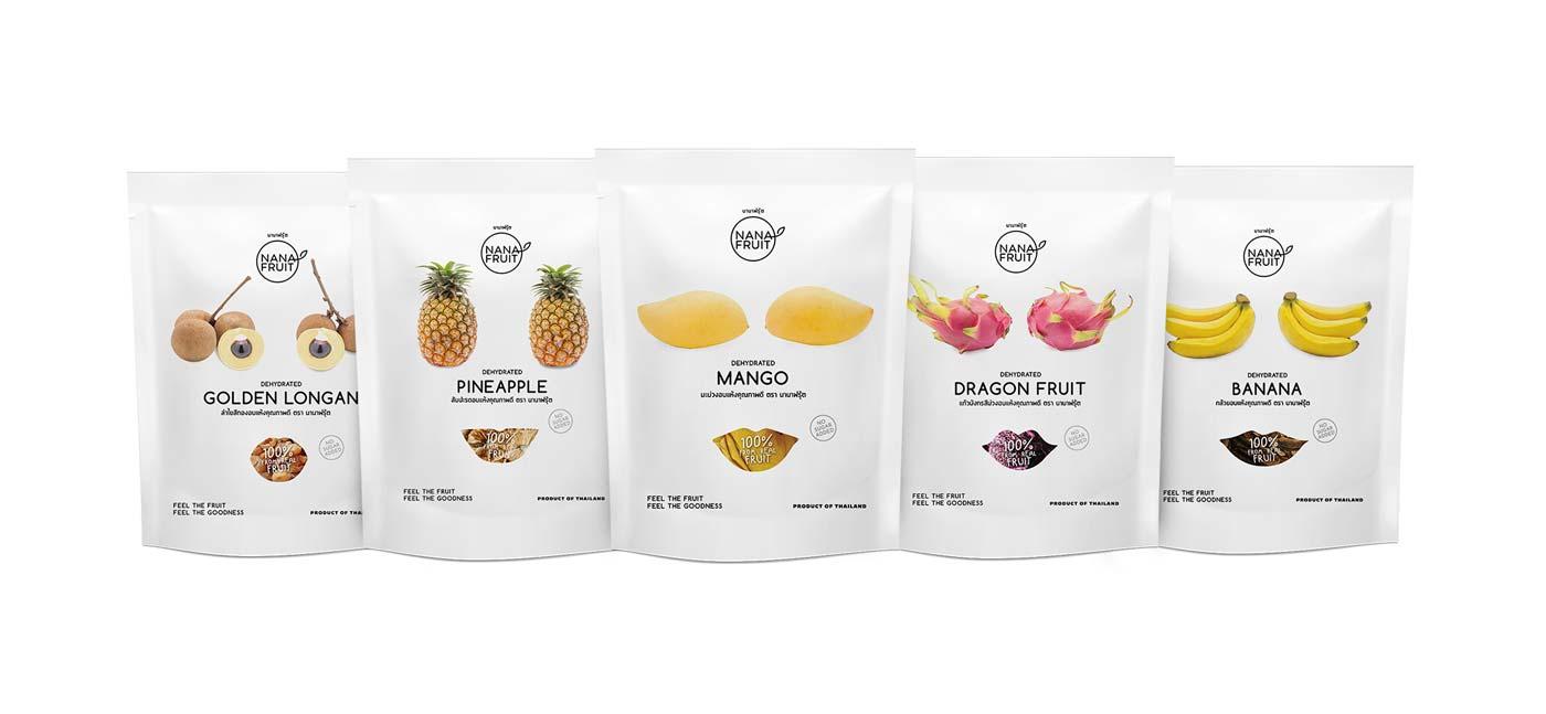Nana Fruits ผลไม้อบแห้ง